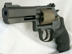 Clark Custom Smith  Wesson 686 .357 Magnum Revolver. Behold custom greatness. Once in a while you see something so unique and innovative it is awe inspiring .