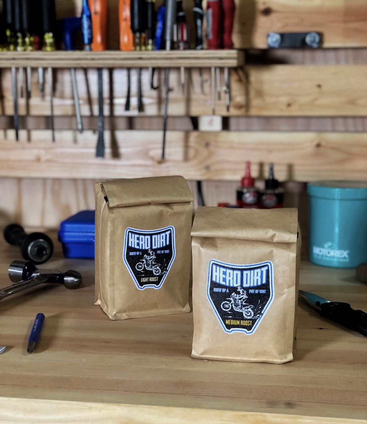 Hero dirt coffee coffee coffee roasting food