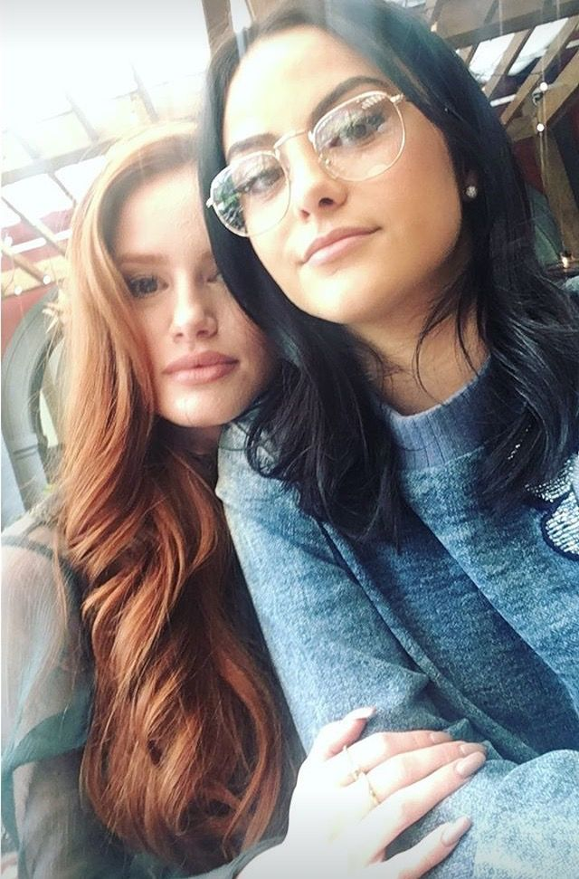 #MadelainePetsch + #CamillaMendes