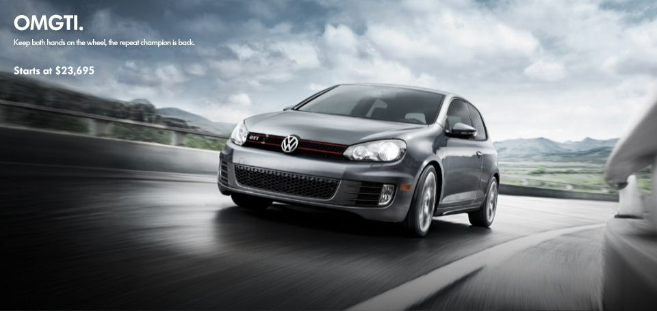 attractive mommy-mobile :: #GTI