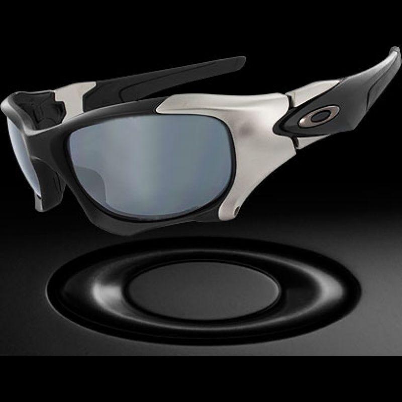 b478d5dd62 Oakley Pit Boss II - Titanium Black Iridium Polarised Sunglasses  Accessories