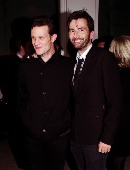Day 16: Favorite Actor(s). Here they are, those two brilliant, wonderful people!