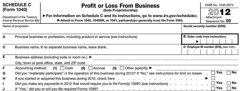 A Sole Proprietor Reports The Sole Proprietorship Income And Or