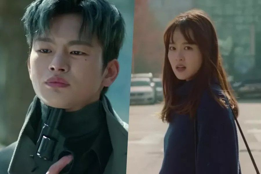 """Watch: Seo In Guk Introduces Park Bo Young To His Dark World In """"Doom At Your Service"""" Teaser"""