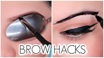 tips to make the most out of your skin  eyebrow hacks