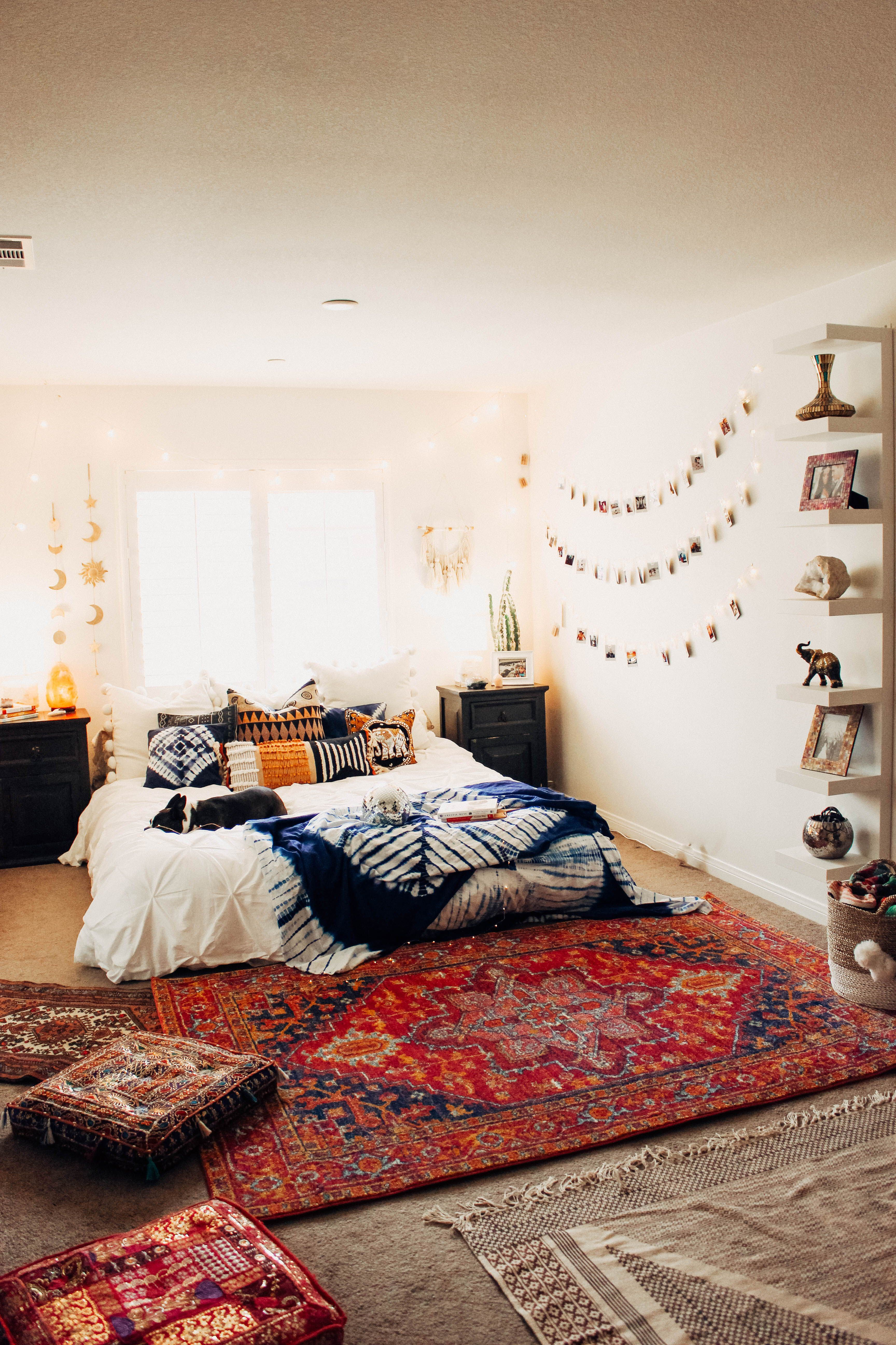 34 Small Bedroom Ideas To Make Your Home Look Bigger Bedroom