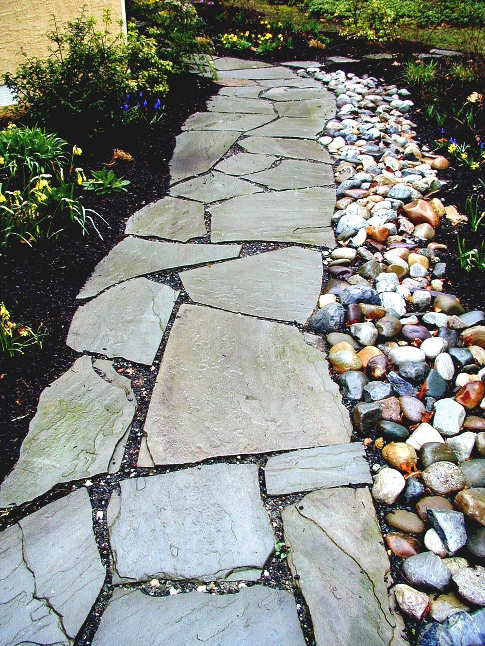 Garden Ideas Rock To Make Your Gartendeko Natursteine Garten Gartengestaltung