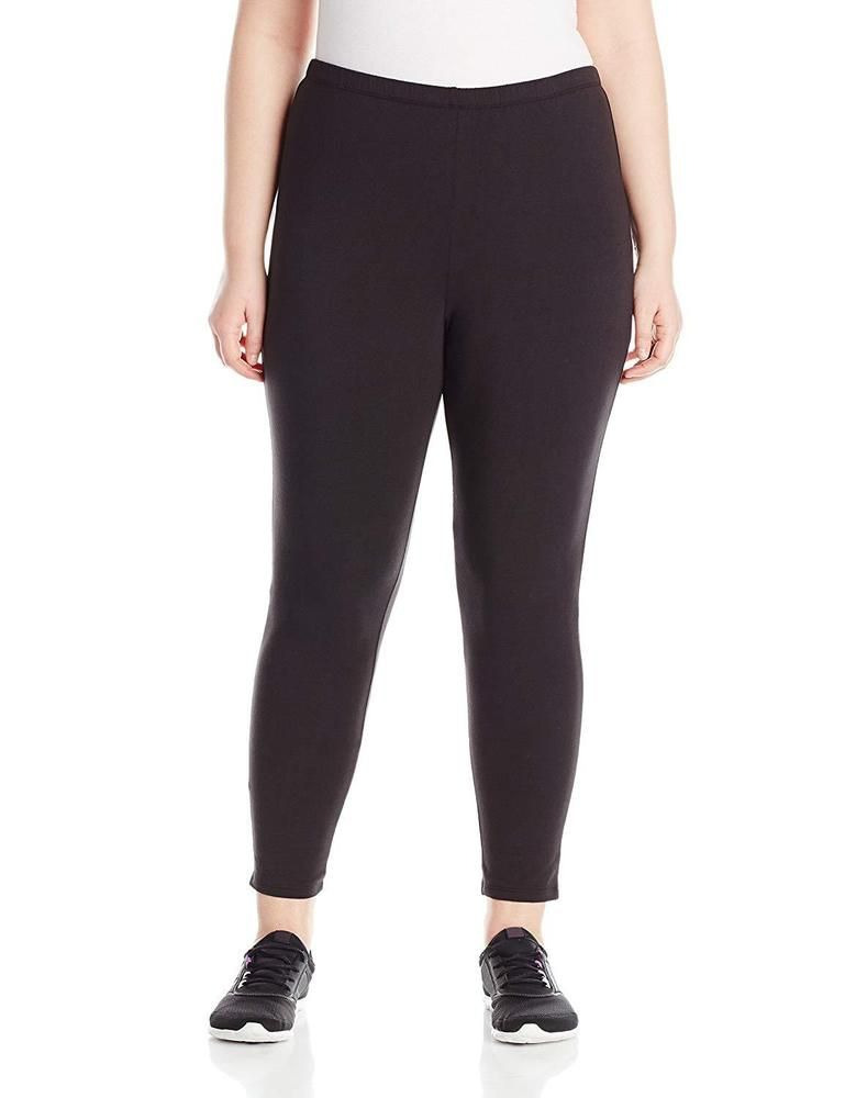 66abc79269 Just My Size Women s Plus-Size Stretch Jersey Legging  fashion  clothing   shoes  accessories  womensclothing  leggings (ebay link)