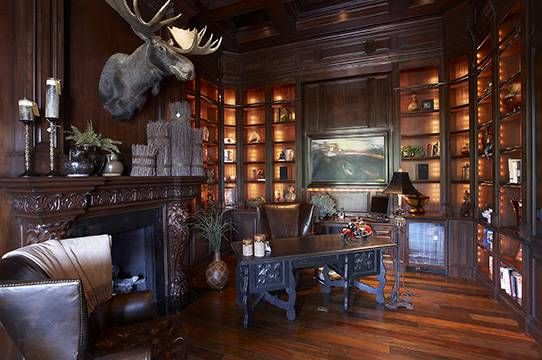dream home office. My Dream Home OfficeOnly Thing That Is Missing The Secret Passage Office