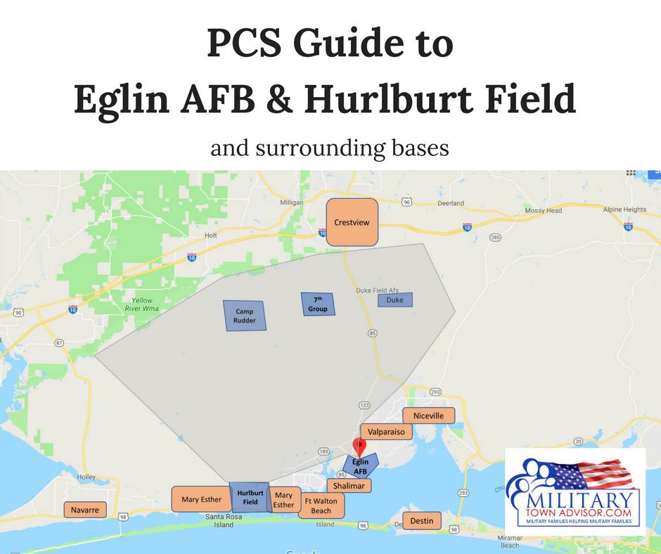 Eglin area code