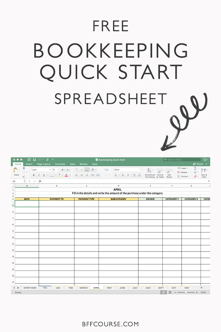 How To Get Your Bookkeeping Done In A Time Crunch Store 2