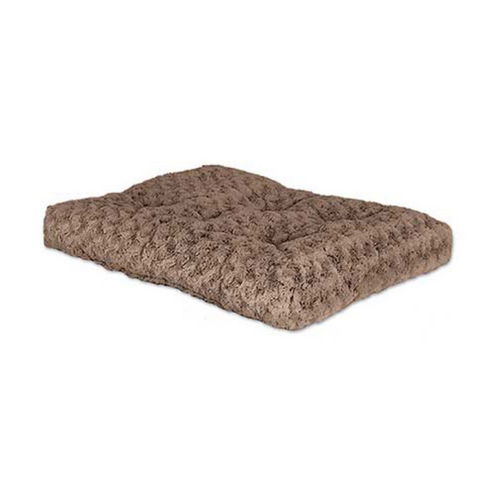 Midwest Homes For Pets Ombre Mocha Swirl Plush Fur Dog Bed Ideal For Dog Crates Size 42 In Dog Bed Dog Crate Pet Beds