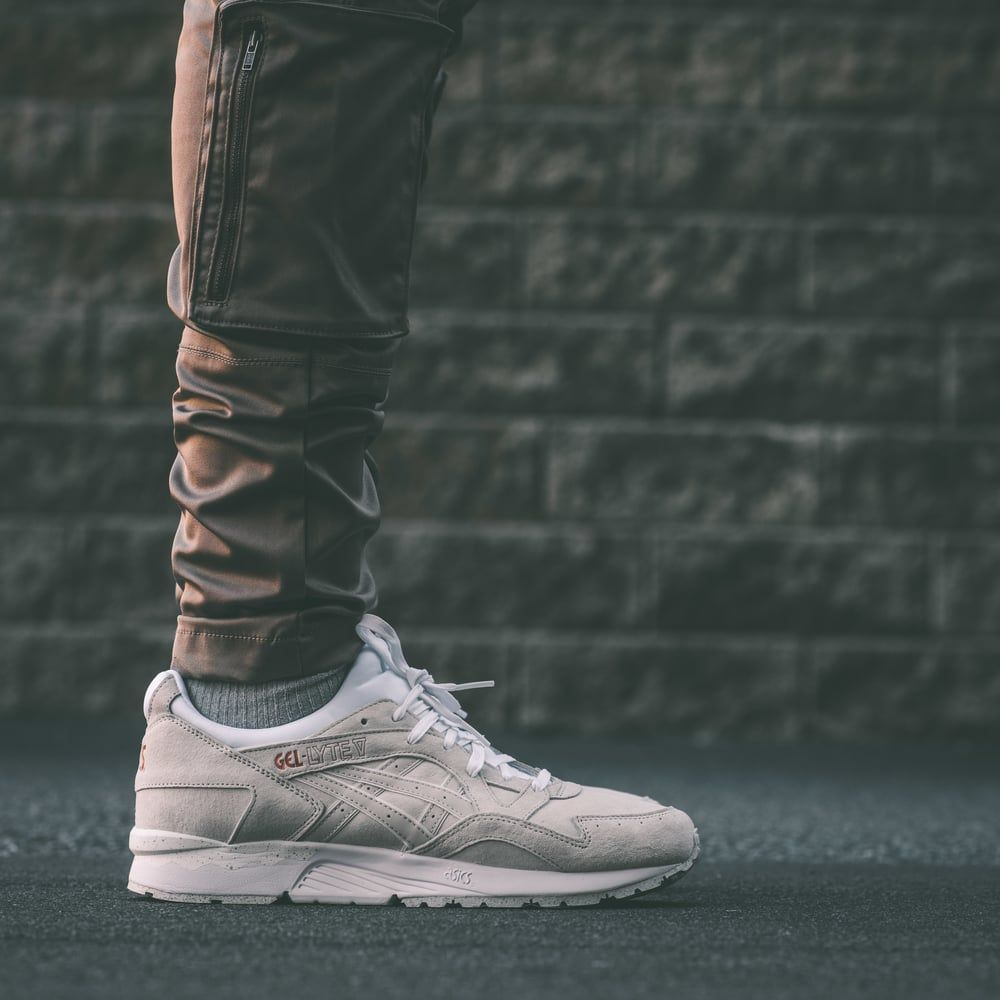 asics gel lyte 2 rose gold