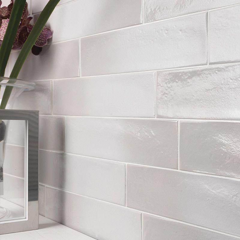 Settecento Allure Silk 7 5 X 30 Cm Wandfliese In 2020 Haus Einrichten Bad Einrichten Und Badezimmer Design