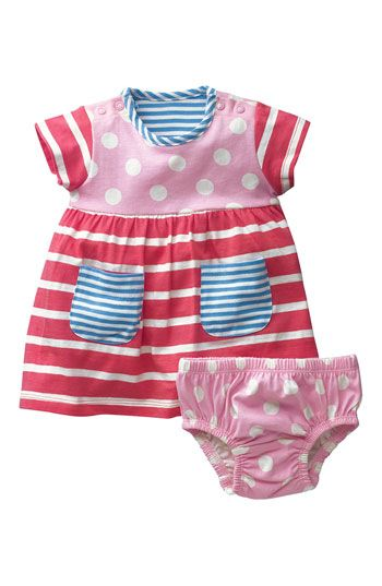 89d5dacc578 Mini Boden  Hotchpotch  Jersey Dress (Infant) available at Nordstrom Baby  Girl Closet