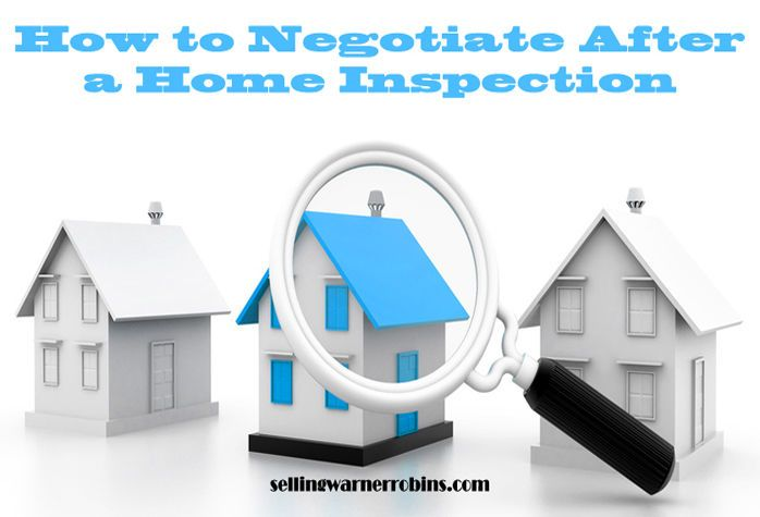 how to negotiate after a home inspection real estate and house. Black Bedroom Furniture Sets. Home Design Ideas
