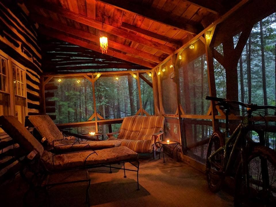 Https Www Reddit Com R Cozyplaces Comments 8dp9hc Foggy Day In Central Pa Cozy Place New Homes House Interior