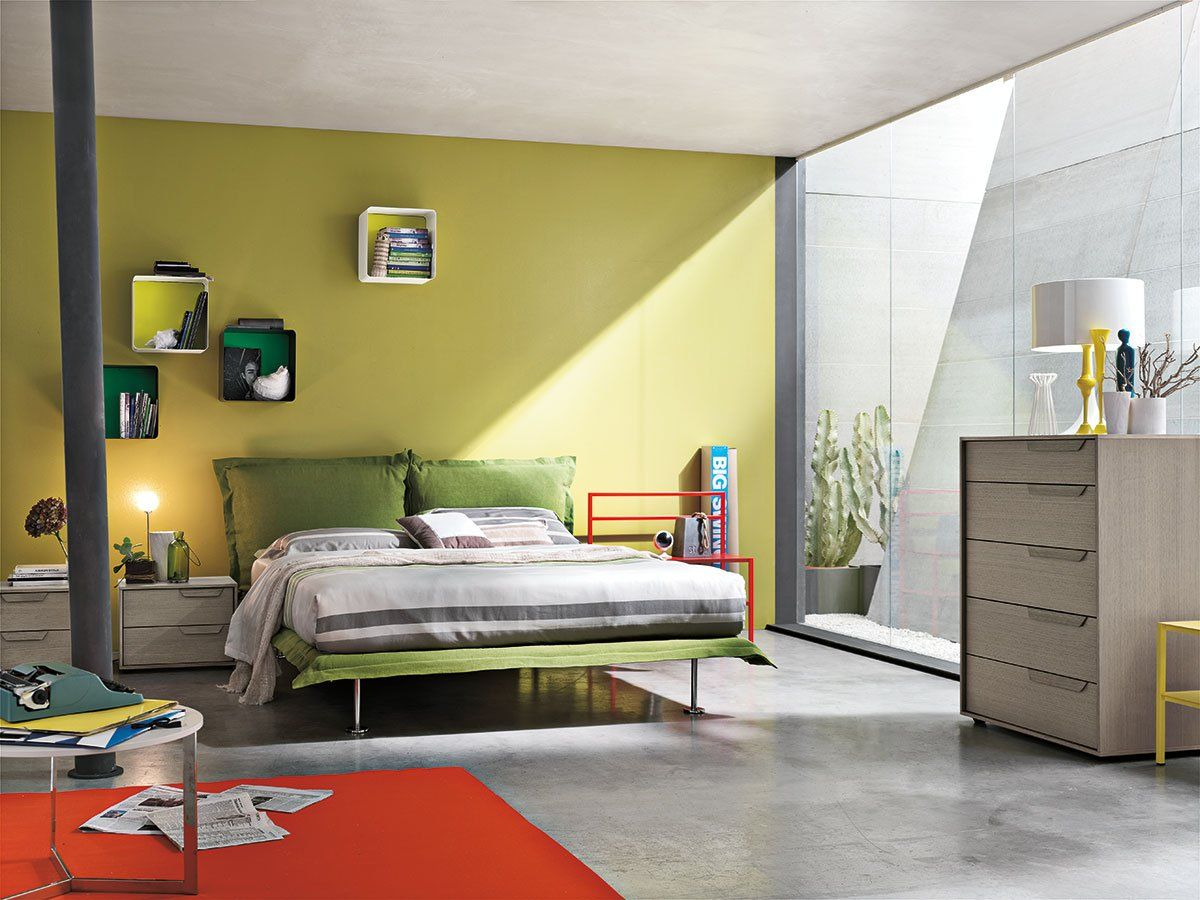 Mobili Contemporanei Camere Da Letto : Moderno notte arredo in letti pinterest arredamento stanza
