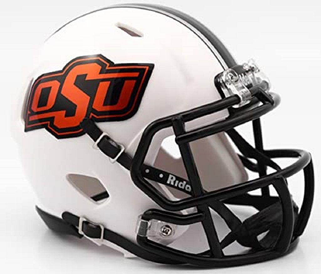 Oklahoma State University In 2020 Football Helmets Cowboys Helmet Oklahoma State Cowboys