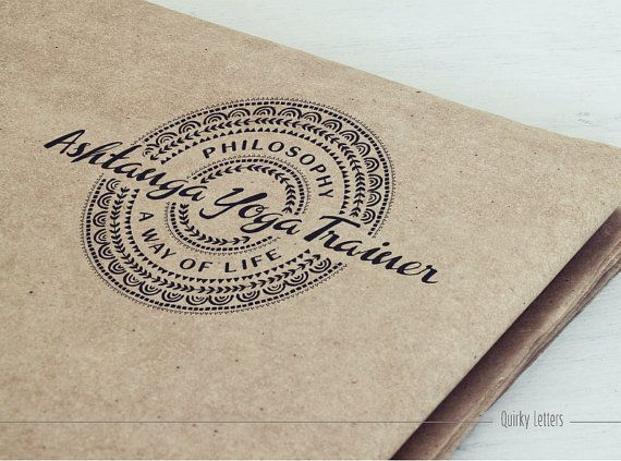 Premade logo design photography logo small by quirkyletters business cards reheart Gallery