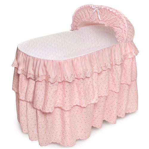 Bassinet Skirt Set 14