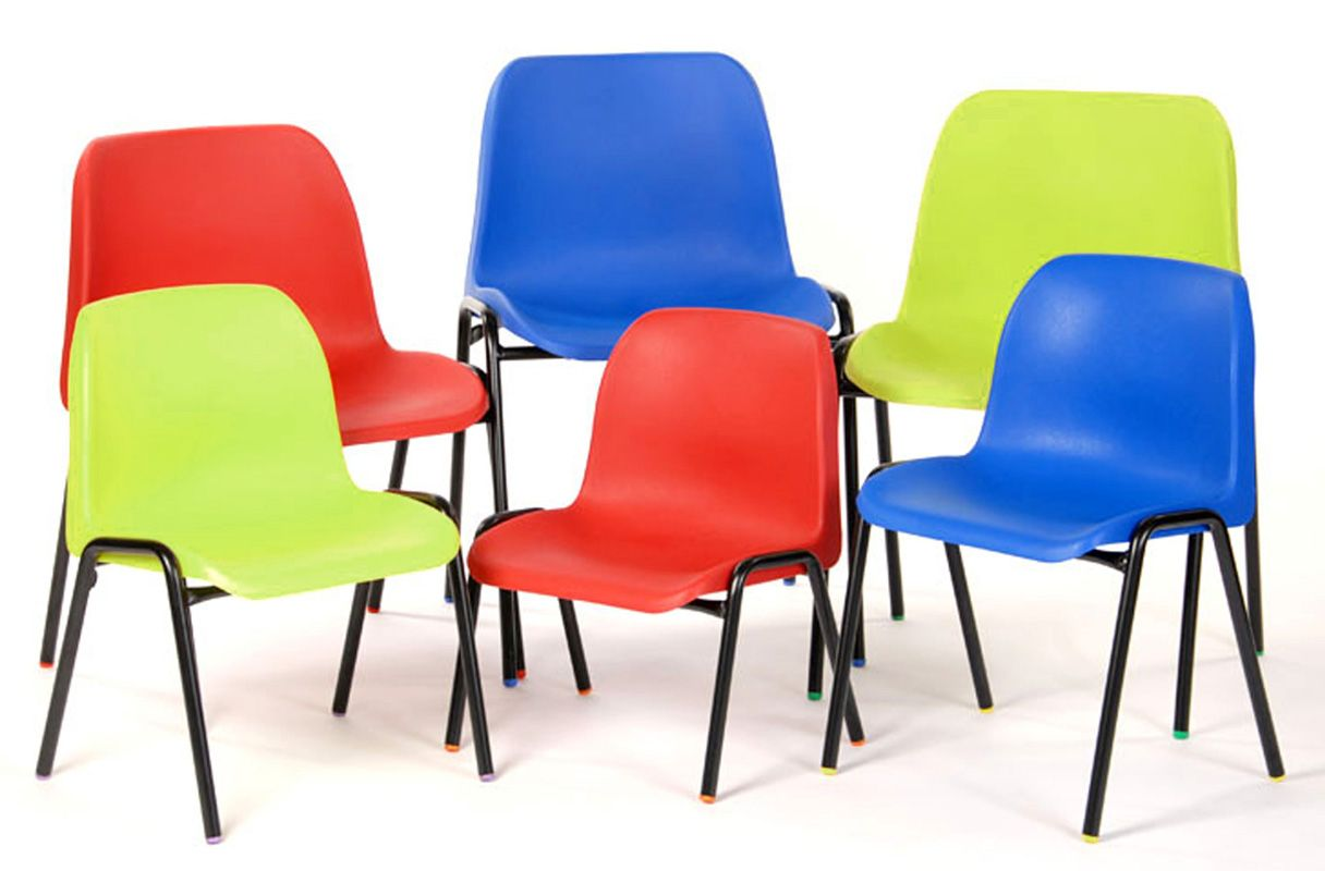 Good Manufactured In The UK And Fantastic Value For Money, Free UK Mainland  Delivery On Affinity Classroom Chairs   Minimum Quantity