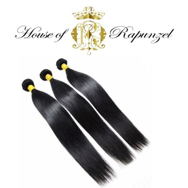I Really Like The Silky Black Look Of These Hair Extensions It