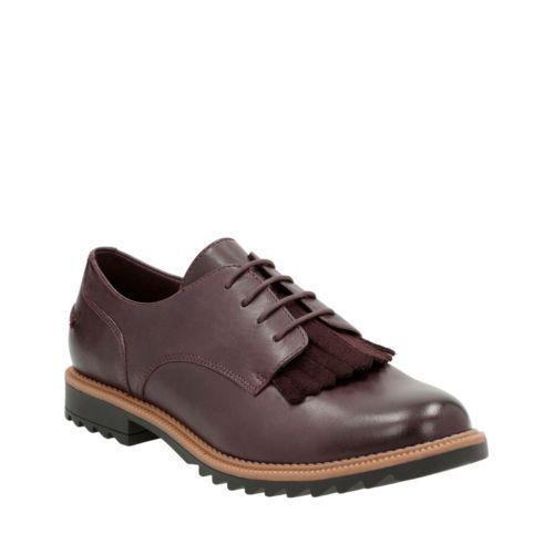 Clarks shoes women, Oxford shoes