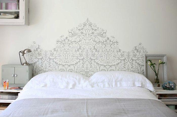 1001 ideas de cabeceros originales que pueden adornar tu habitaci n dise o de interiores - Ideas de cabeceros ...