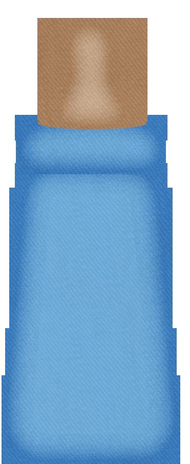 Kit Neuf Mois By Elledema 26 Png Minus Baby Themes Clip Art Blue Bottle