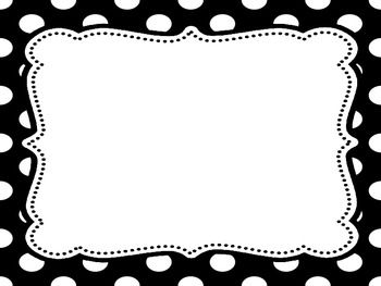 classroom rules whole brain teaching polka dots school