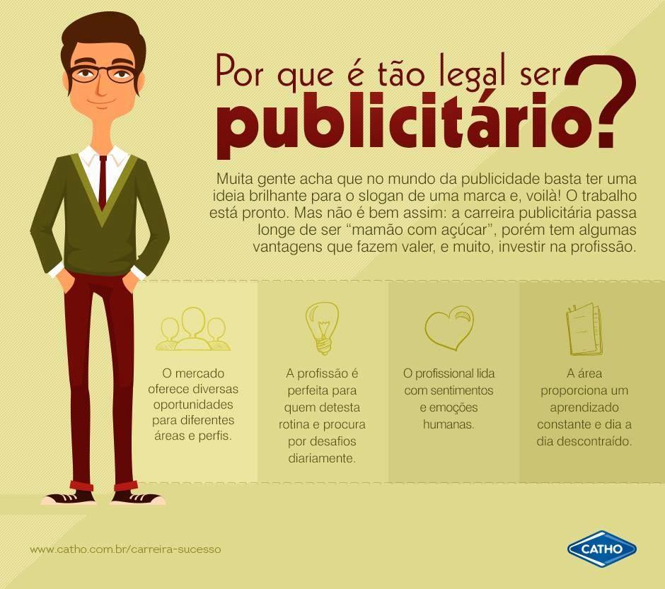 Porque é tão legal ser publicitário? #publicidade