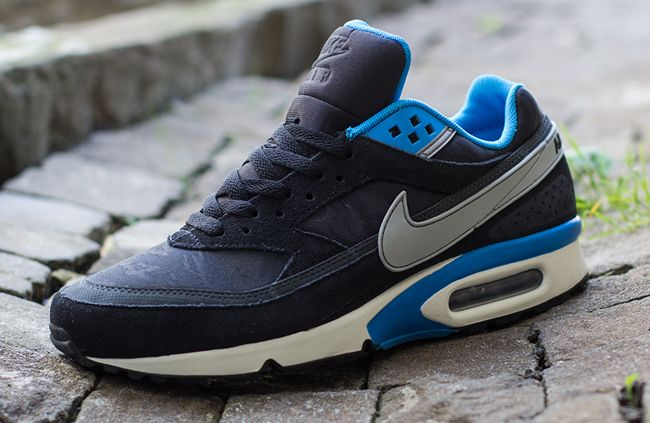 "Nike Air Max Classic BW ""Camo"" Anthracite Blue"