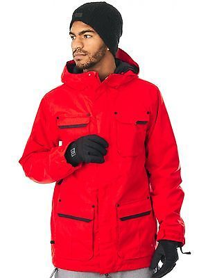 Volcom fire red pat #moore insulated #snowboarding #jacket,  View more on the LINK: 	http://www.zeppy.io/product/gb/2/302103832479/