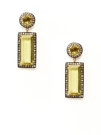 a cognac earrings citrine of online b diamond diamonds are gold and buy vivid annoushka lemon pin within unusual quartz fram white from set pave y with