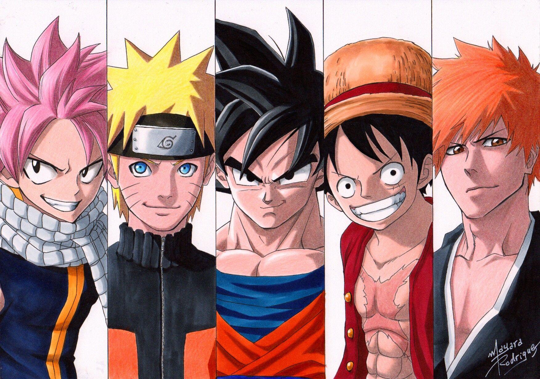 Pin By Savage Saiyan On Animes Anime Characters Anime Anime Crossover