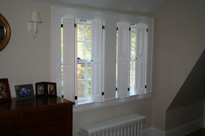 Raised Flat Panel Interior Colonial Shutterworks Interior