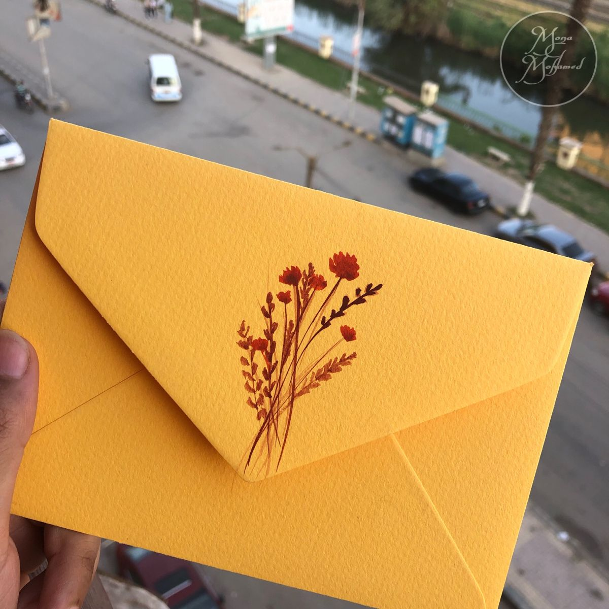 Pin By Mona G Mohamed On Letters جوابات ورقية Makeup Bouquet Gift Paper Crafts Diy Snail Mail Art