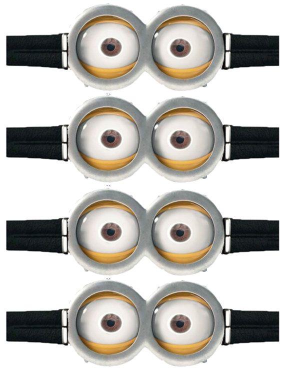 minion minion movie minion goggles instant download party