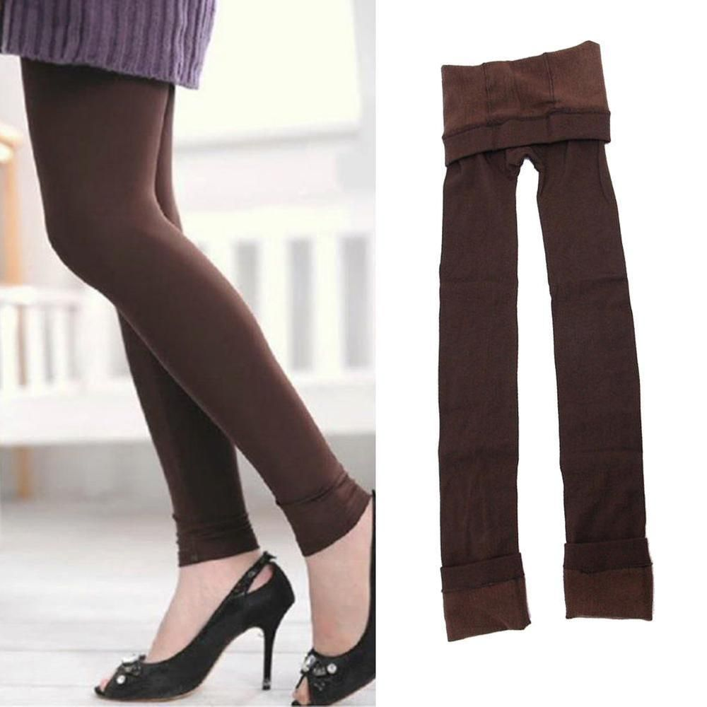 8cb1ae4abfb4c Women Warm Winter Skinny Slim Stretch Pants Thick Footless Tights Hot Sale   fashion  clothing  shoes  accessories  womensclothing  leggings (ebay link)