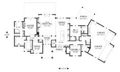 Plan 1250 The Westfall