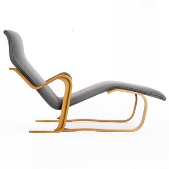 Midcentury Modern Chaise Lounge Danish Teak Classics