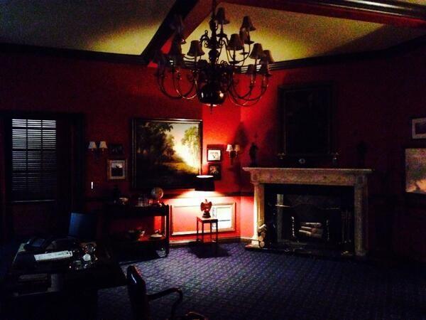 missxooley: Whew it's Bracken's. Love the red #castle