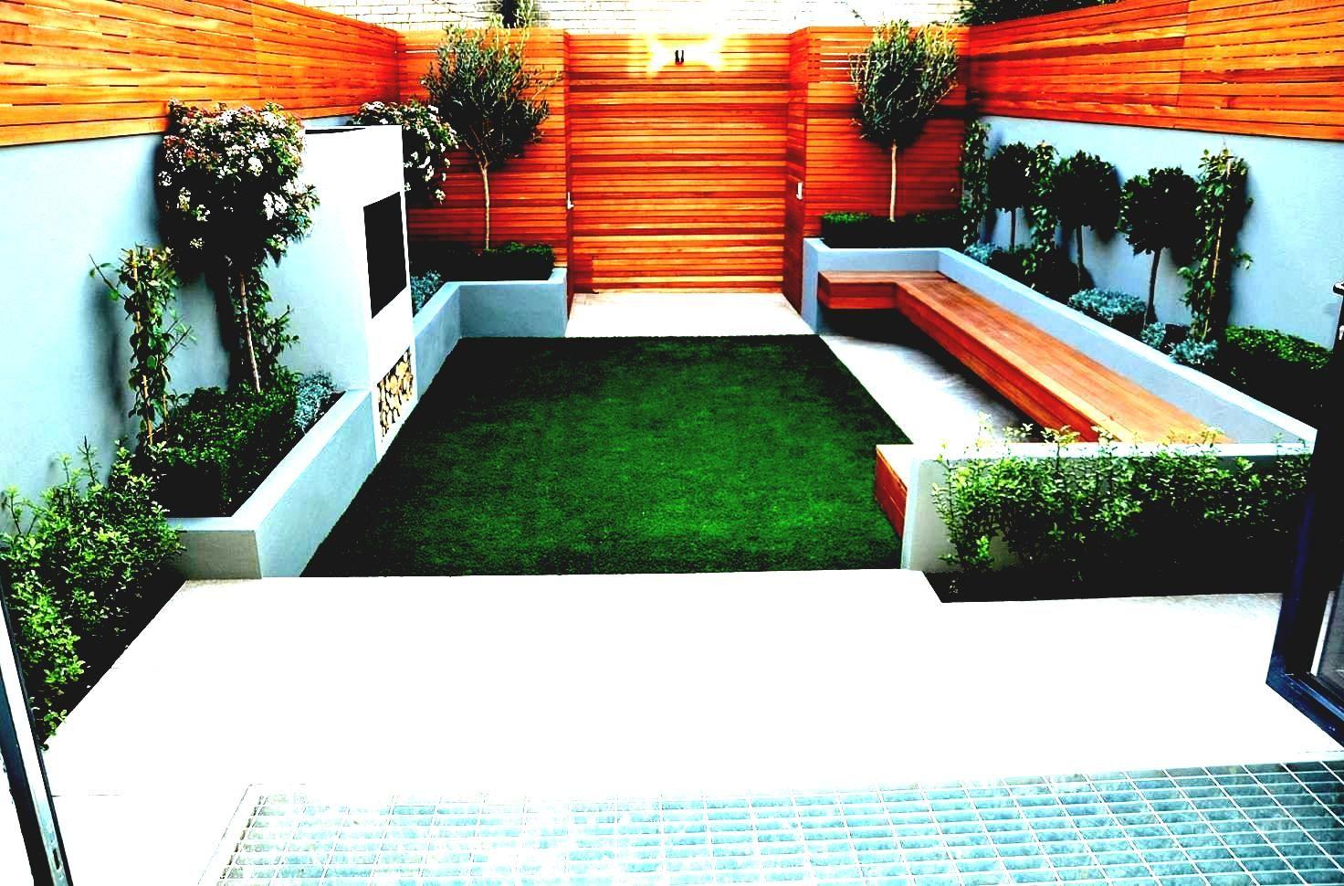 Elegant Wunderschöne Sehr Kleine Hinterhof Landschaftsbau Ideen #Gartendeko