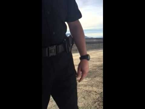 Alleged NHP confrontation during traffic stop in Carson City