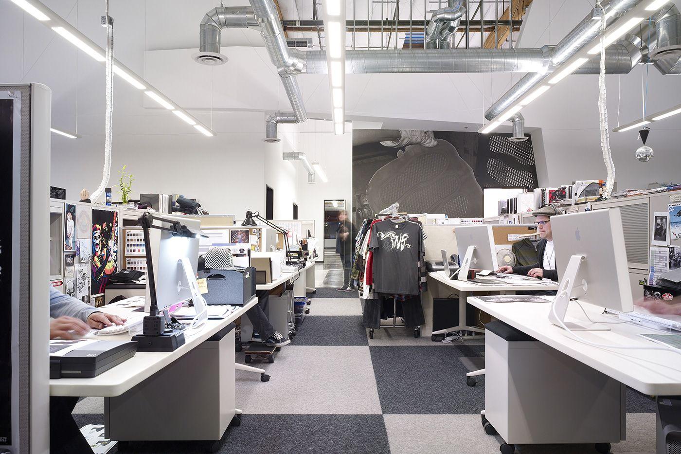 Vans Office Design By Rapt Studio