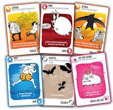 Image Result For Exploding Kittens Exploding Kittens Card Game Exploding Kittens Game Card Design
