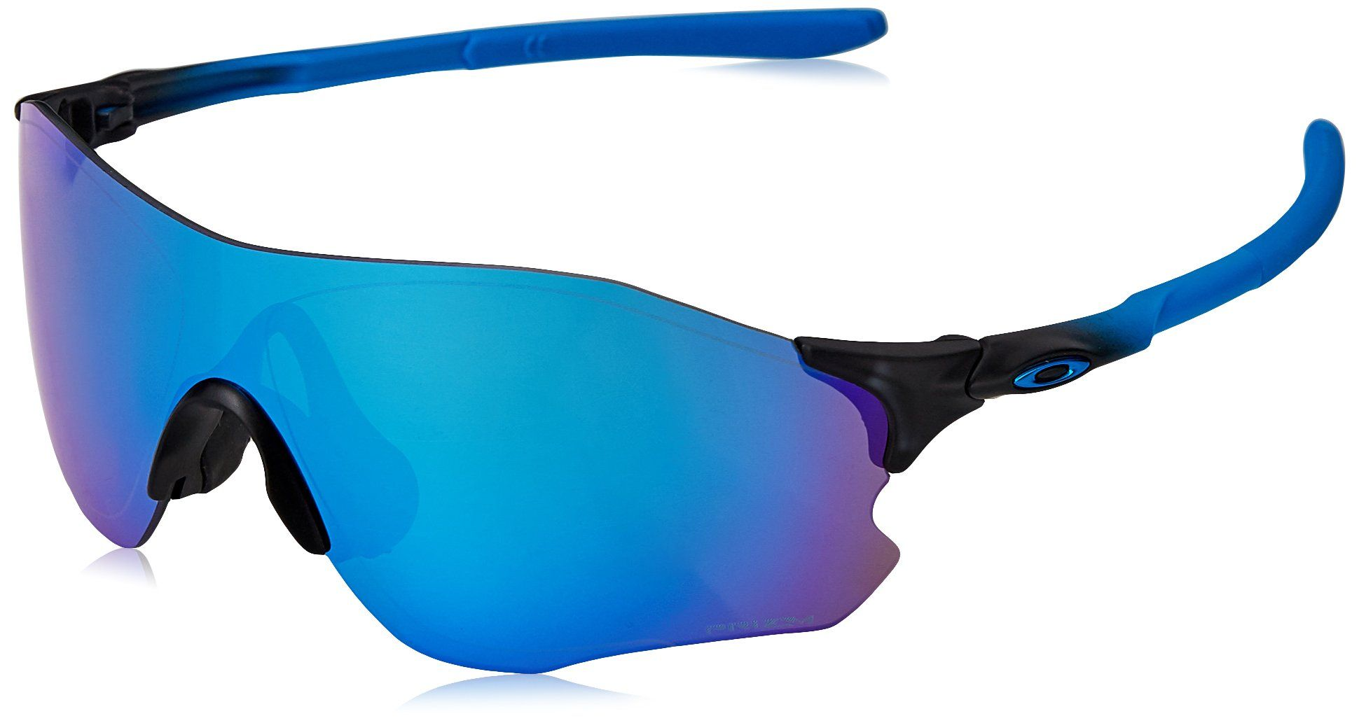 5fdcb073758 Oakley Mens Evzero Path Polarized Iridium Rectangular Sunglasses Sapphire  Fade 38 mm     Details can be found by clicking on the image.