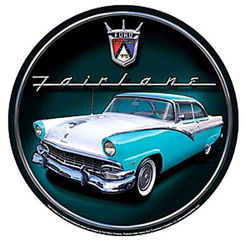 Ford Fairlane Round Sign * Read more reviews of the product by visiting the link on the image.