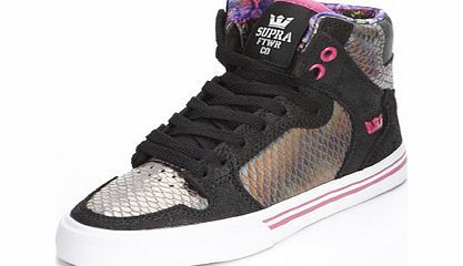 Reebok Supra Vaider Ladies Hi Top Trainers These Supra Vaider Hi-Top Trainers are a trendy pair of shoes that look super cool and would go well worn with some jeans and a T-shirt for a casual look http://www.comparestoreprices.co.uk//reebok-supra-vaider-ladies-hi-top-trainers.asp